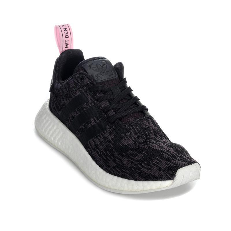 Adidas Originals Womens NMD_R2 Trainers Black