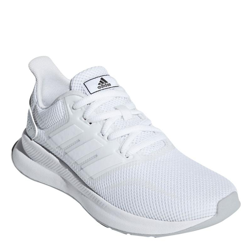 Boty adidas Falcon Childrens Trainers Cloud White / C