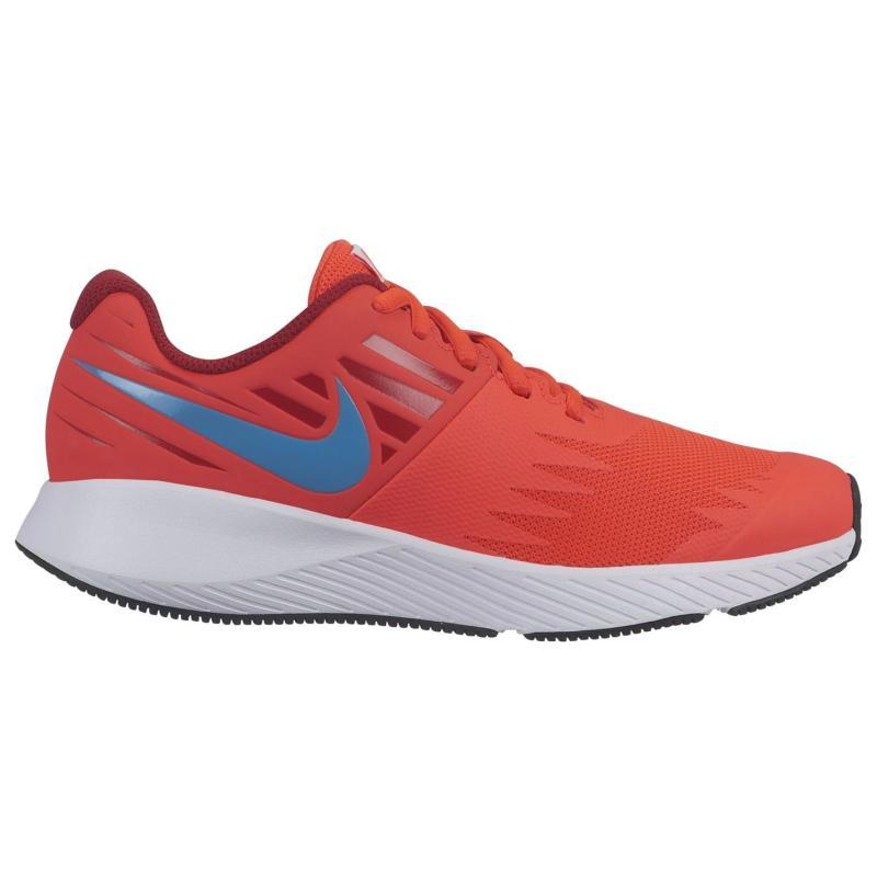 Boty Nike Star Runner Junior Boys Trainers Blue