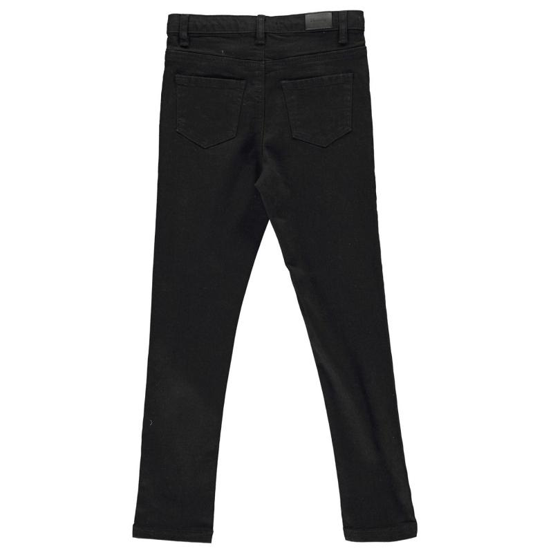 Firetrap Skinny Jeans Junior Girls Black