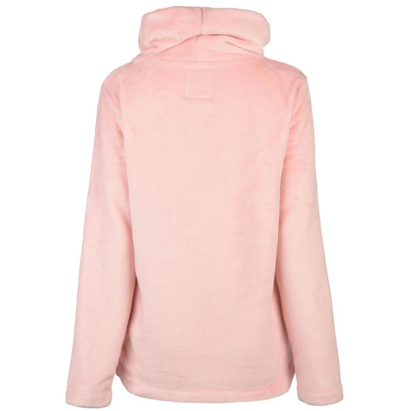 Pyžama SoulCal Snug Cowl Top Ladies Silver Pink