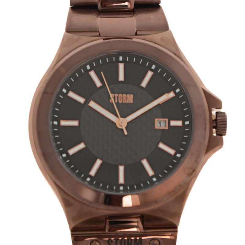 Storm Tyron Watch Brown