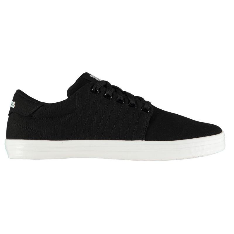 K Swiss Backspin Shoes Black/White