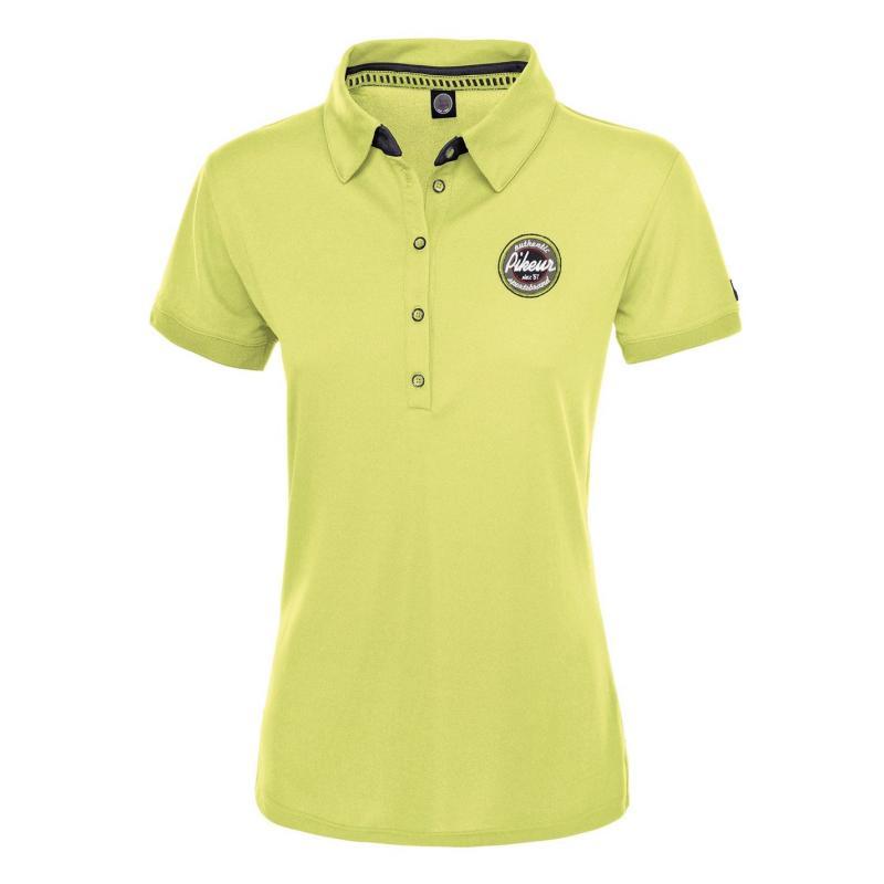 Polokošile Pikeur Dasha Polo Shirt Lime