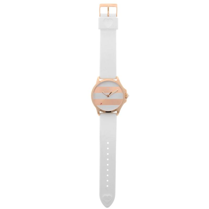 Juicy Couture Fergie Watch White/Rose Gold