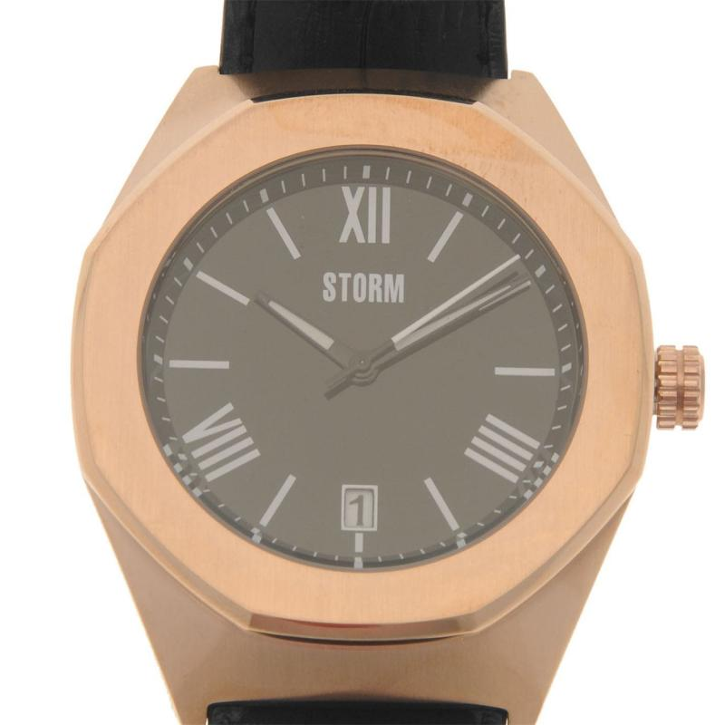 Storm Cobain Watch Rose Gold