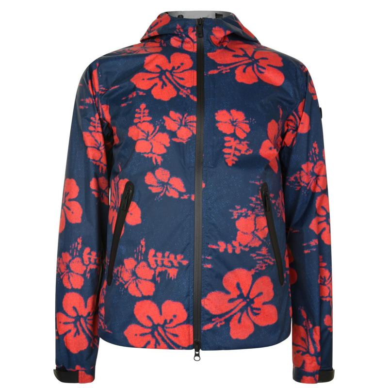 AI Riders on the Storm Jacket Blue/Red HWI