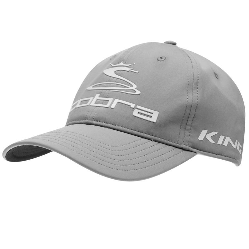 Cobra Tour Golf Cap Mens Quarry