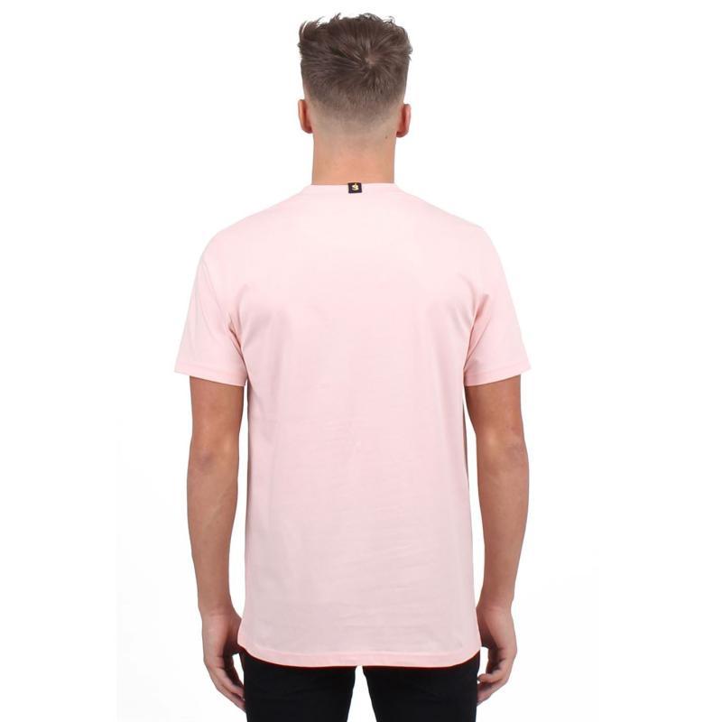 Tričko Gio Goi Graphic T Shirt Pink