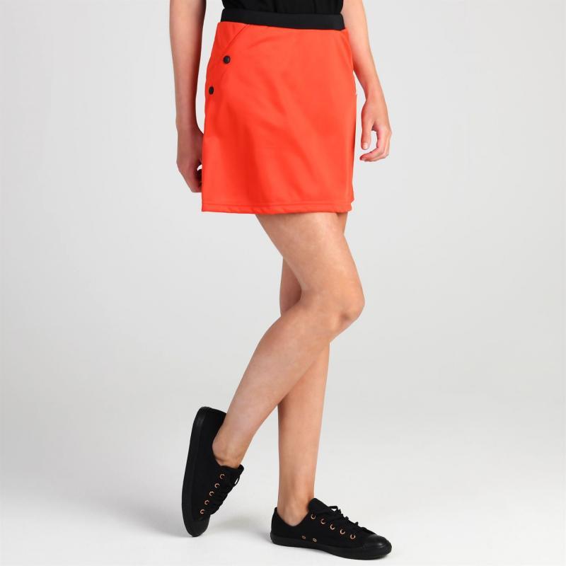 Sukně Kappa Poppins Skirt Red/Orange