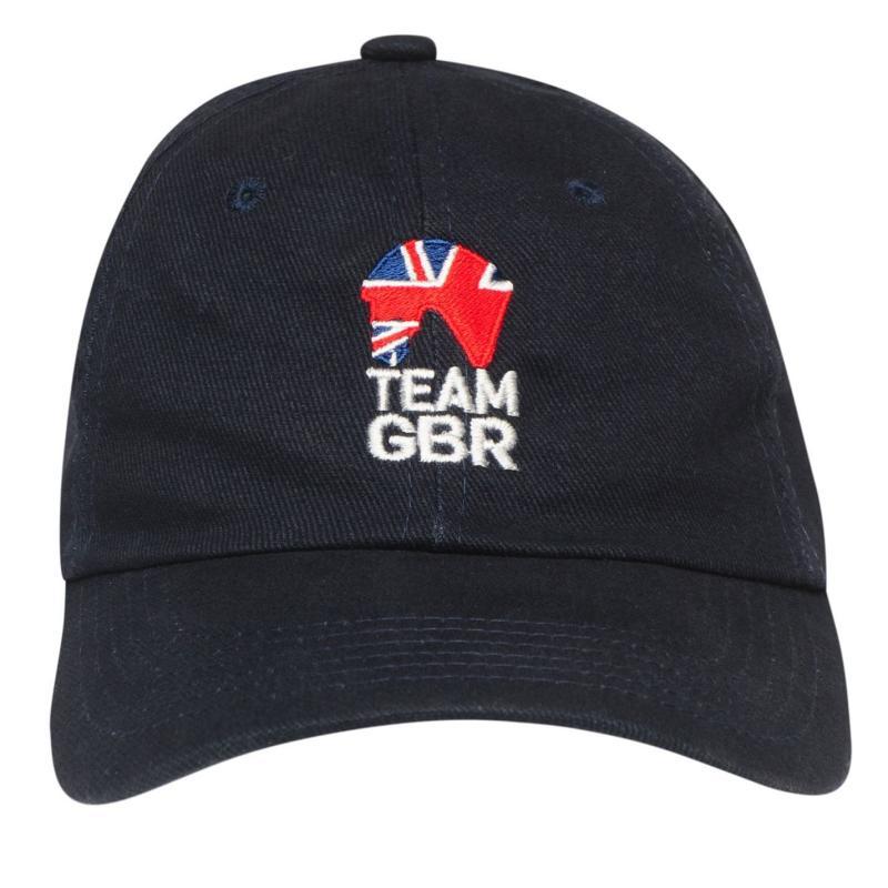 Musto British Equestrian Federation Cap True Navy
