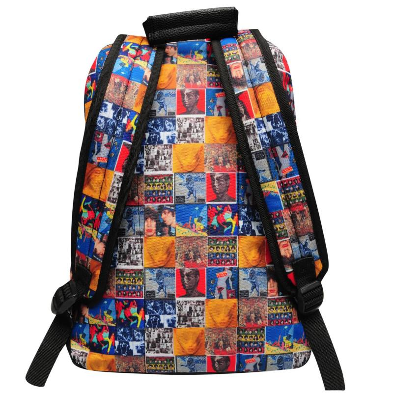 Official Band Backpack Stone Vintage