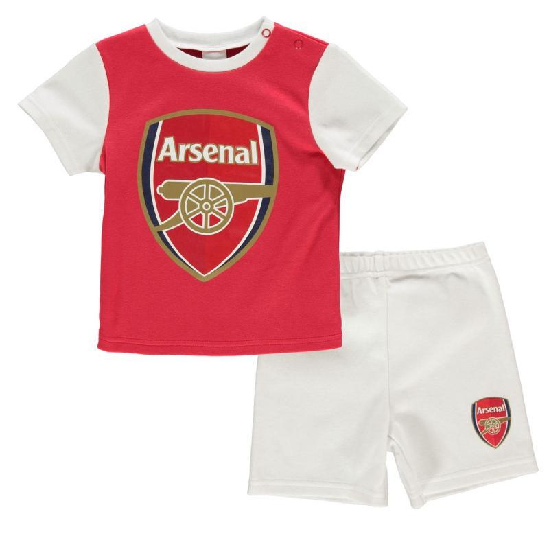 Brecrest Football Set Baby Boys Arsenal