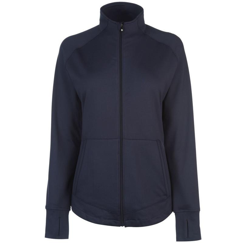 Mikina Footjoy Essential Full Zip Pullover Navy