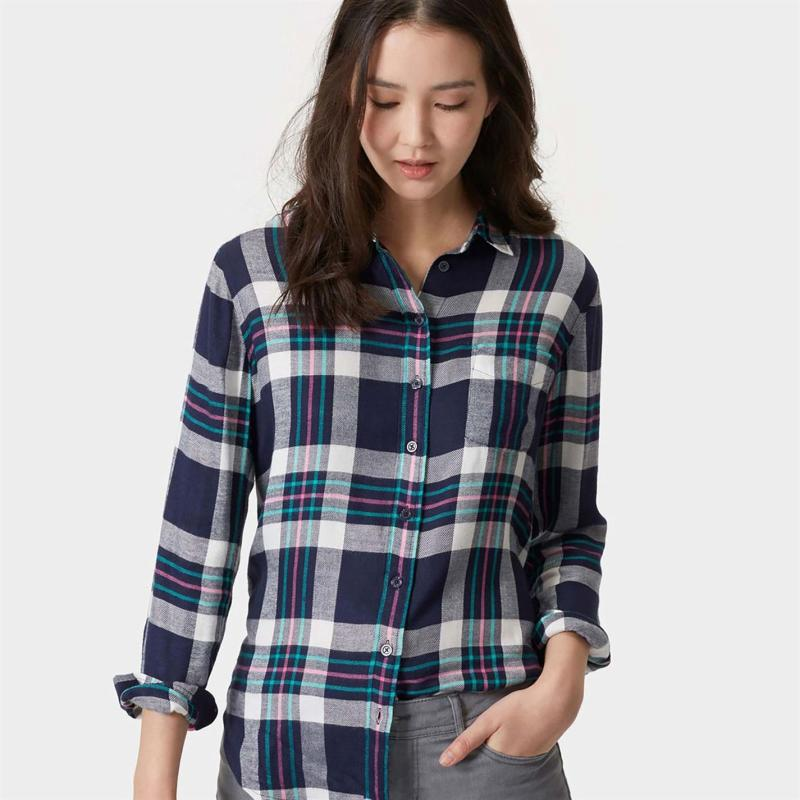 Košile Joules Laurel Shirt Navy Check