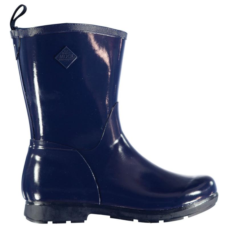 Muck Boot Boot Kids Bergen Wellingtons Pink