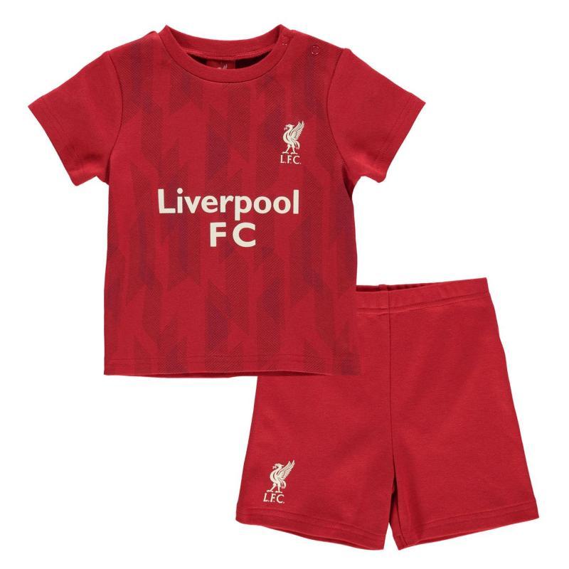 Brecrest Football Set Baby Boys Liverpool