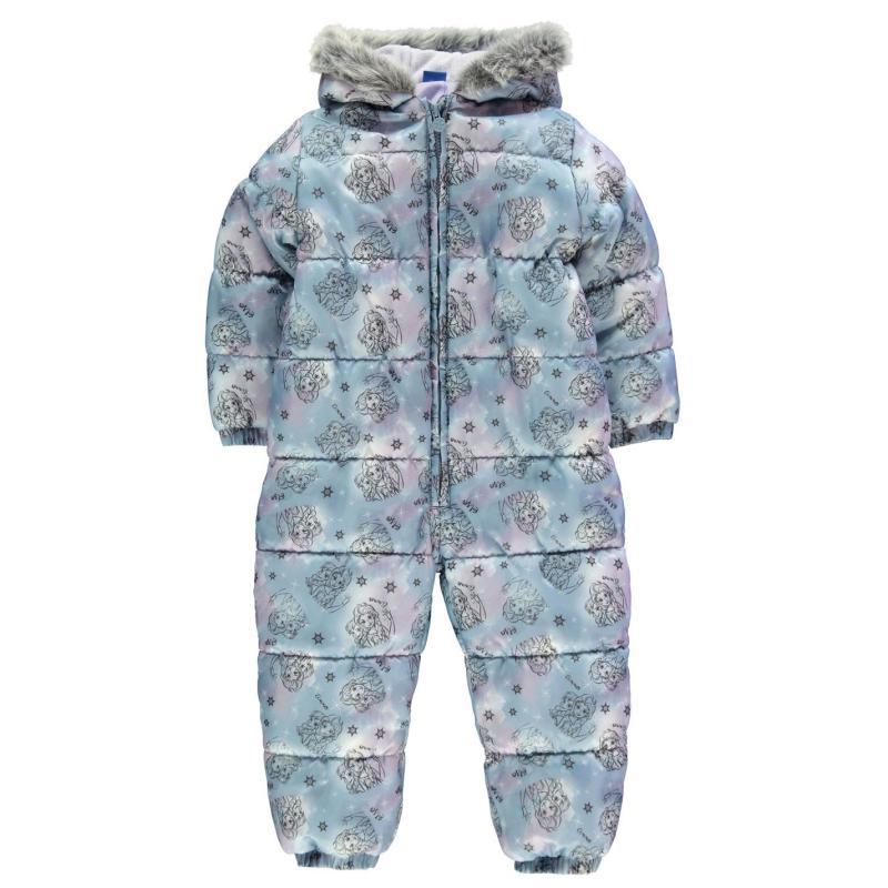 Character Pad Suit Infant Girls Frozen