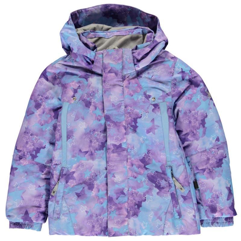 Spyder Glam Jacket Child Girls Lilac