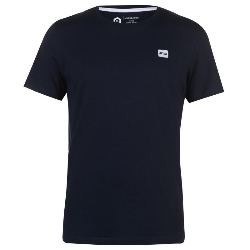 Tričko Jack and Jones Core Corporate T Shirt Sky Captain