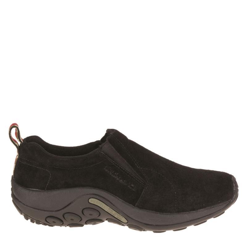 Boty Merrell Jungle Moccasin Men's Walking Shoes Midnight