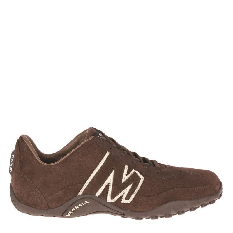 Boty Merrell Sprint Blast Mens Walking Shoes Chocolate