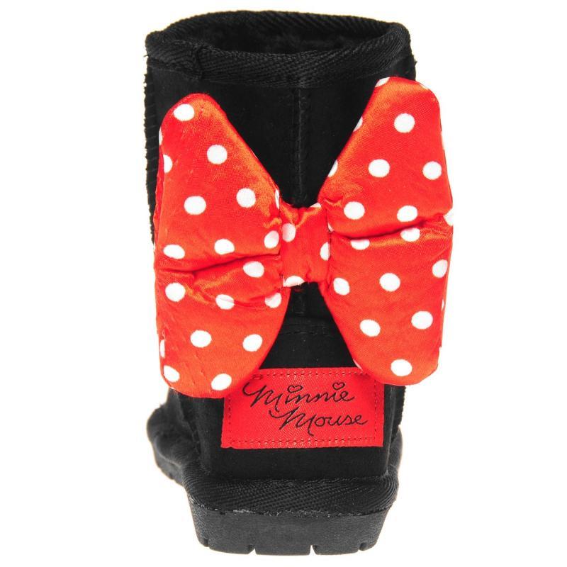 Character Hug Infant Girls Boots Minnie