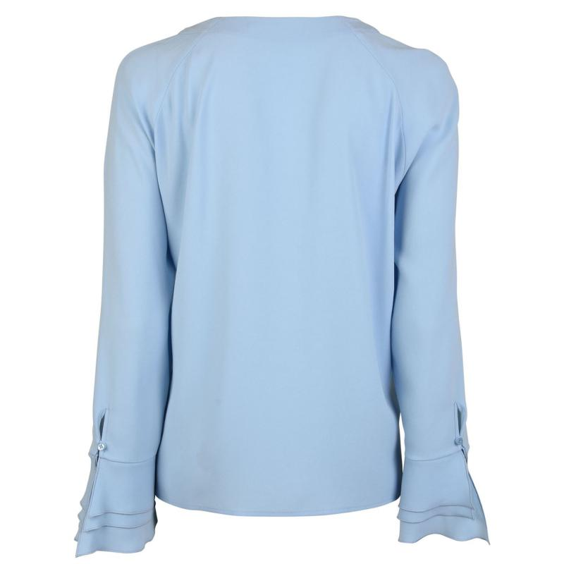 Košile Laurel Blouse Pigeon Blue