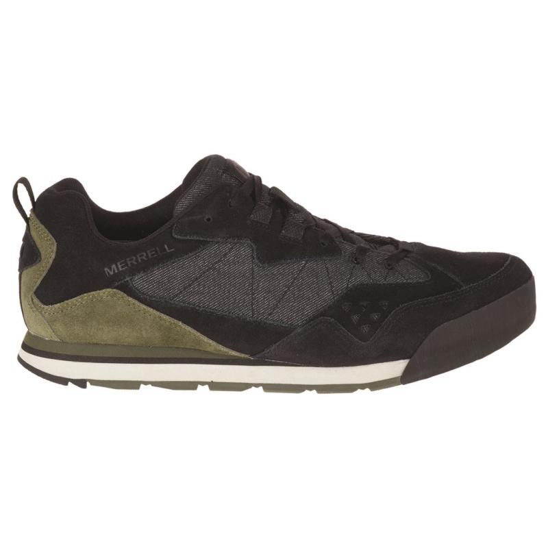 Merrell Tura Trainers Mens Dusty Olive/Gre