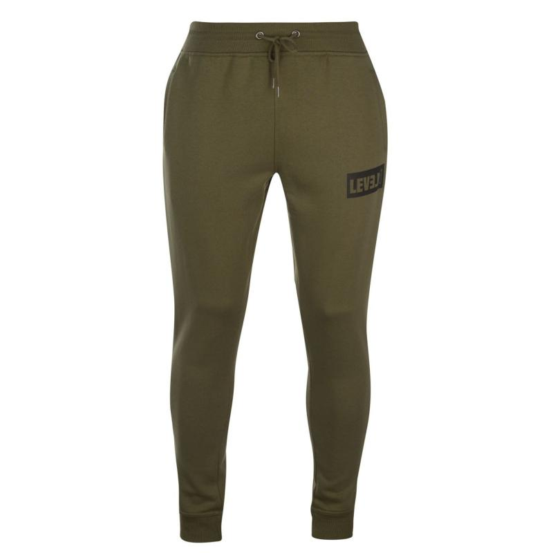 Tepláky Level 1 Repel Jogging Pants Gray Moth