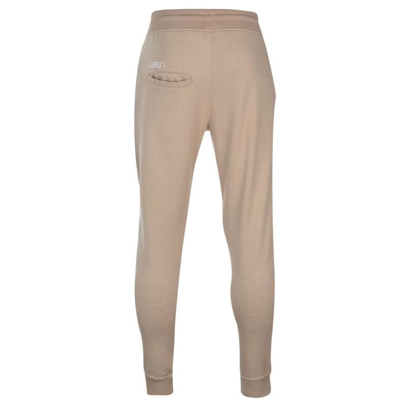 Tepláky Level 1 Repel Jogging Pants Gray Moth