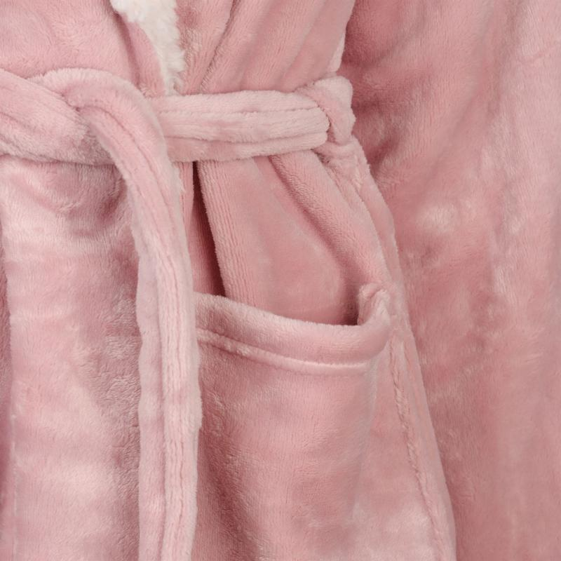 Pyžama Miso Luxe Borg Robe Ladies Rose