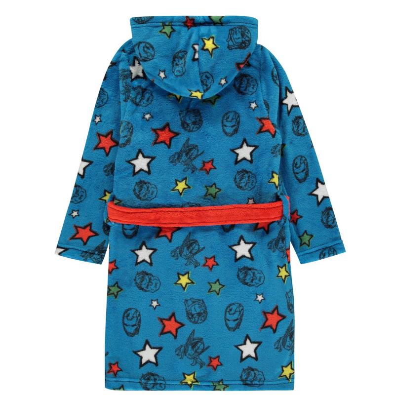 Pyžamo Character Pyjama Robe Infants Avengers