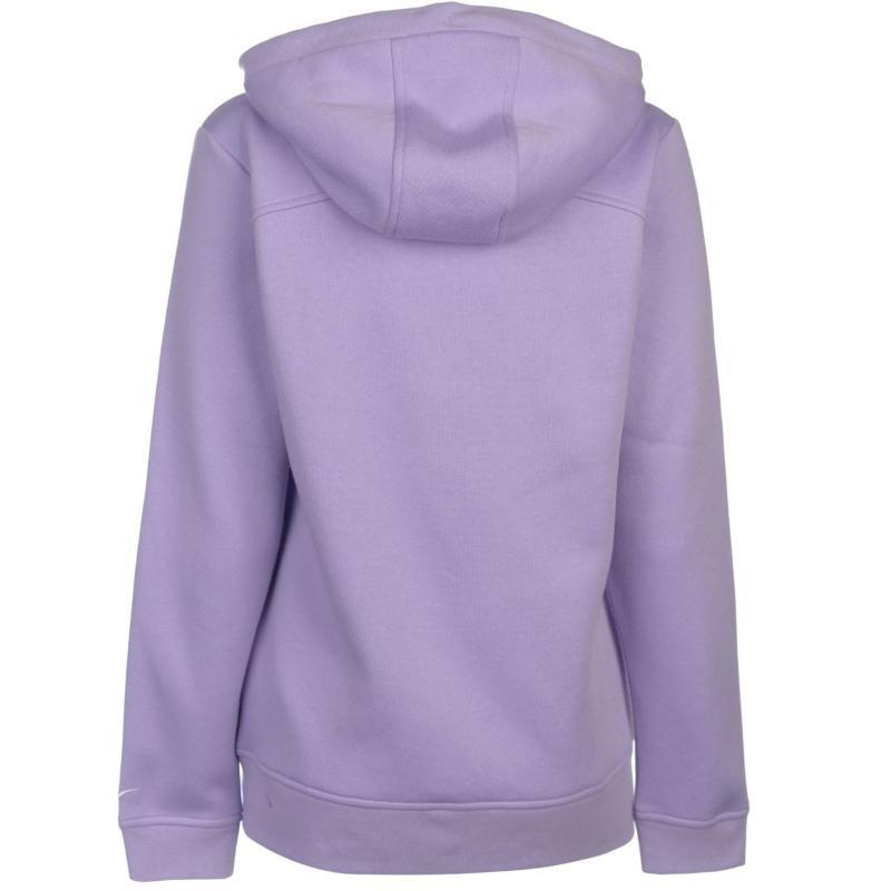 Mikina LA Gear Full Zip Hoody Ladies Violet