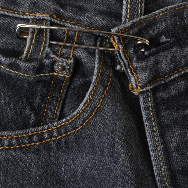 Kendall and Kylie Pin Jeans Medium Wash