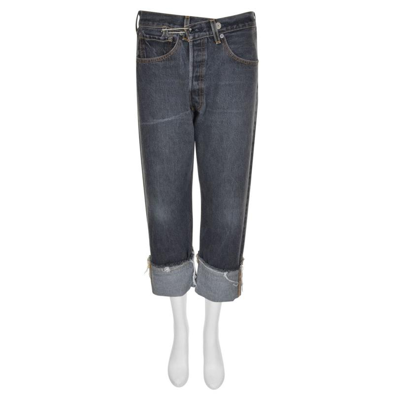 Kendall and Kylie Pin Jeans Washed Black
