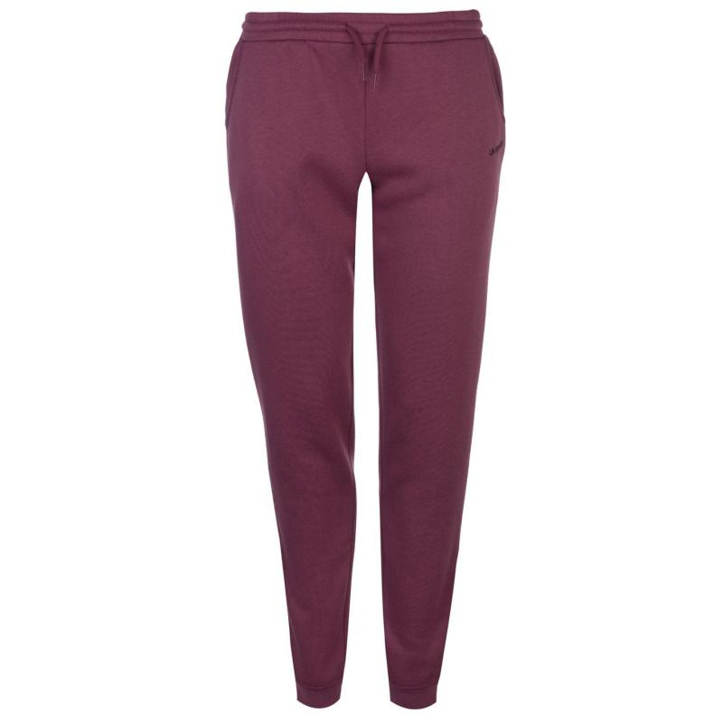 Sportovní kalhoty LA Gear Closed Hem Jogging Pants Ladies Purple