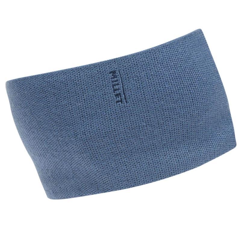 Millet Logo Headband Mens Navy