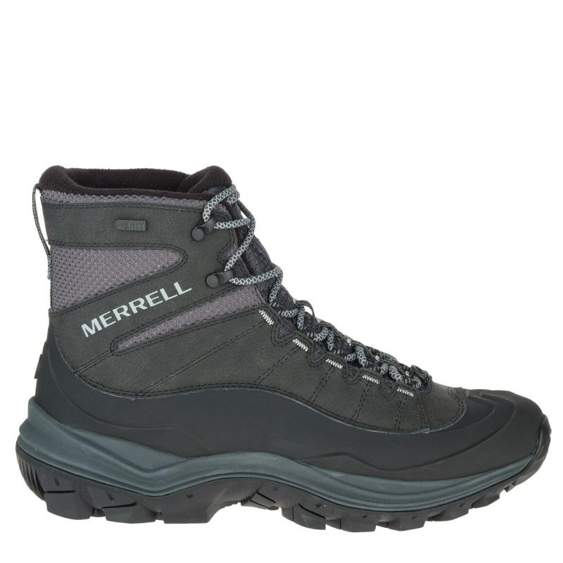 Boty Merrell Thermo Chill Walking Boots Mens Black