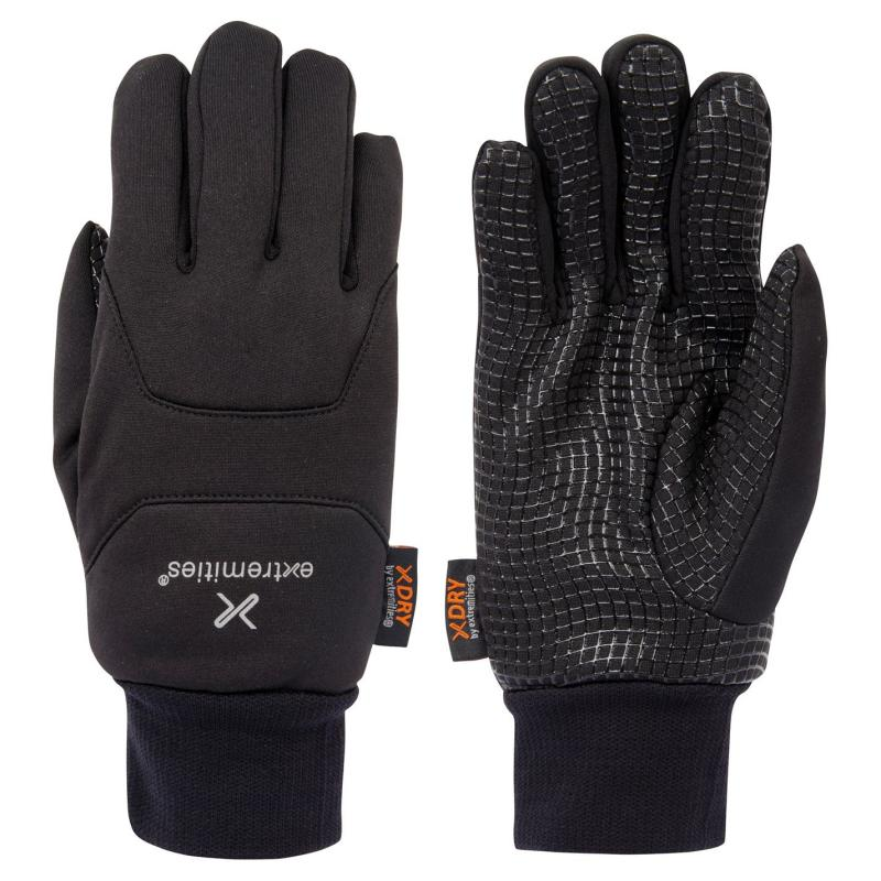 Extremities Insulated Waterproof Gloves Black