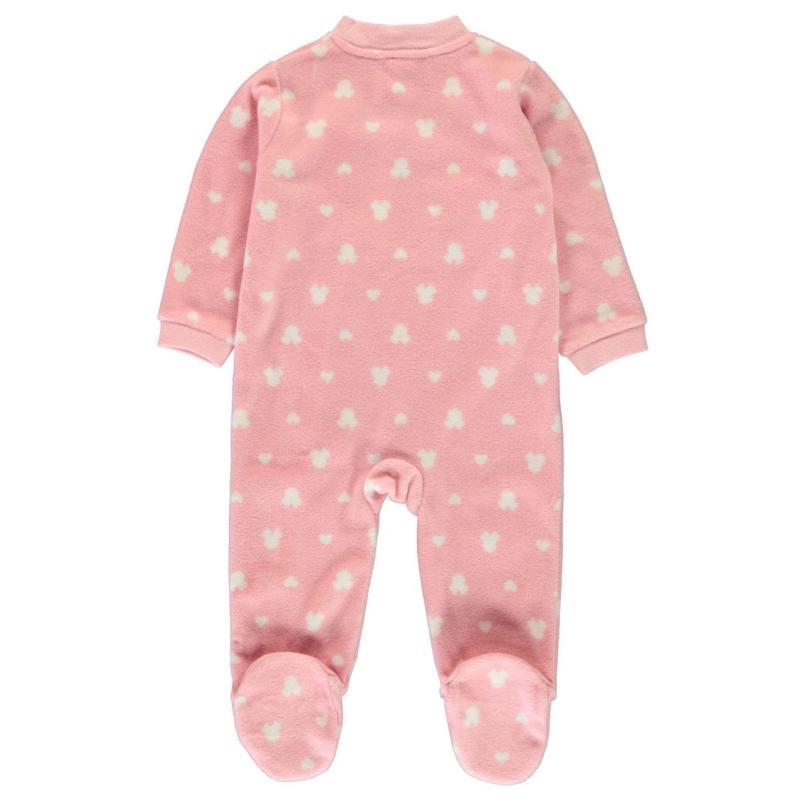 Pyžamo Character Fleece Onesie Baby Minnie Mouse