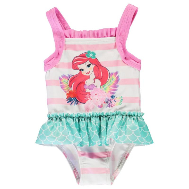 Character Swimsuit Baby Girls Ariel
