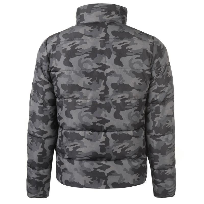 Everlast Bubble Jacket Ladies Camoflage