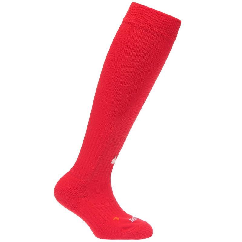 Ponožky Nike Academy Over-The-Calf Football Socks VARSITY RED/WHITE