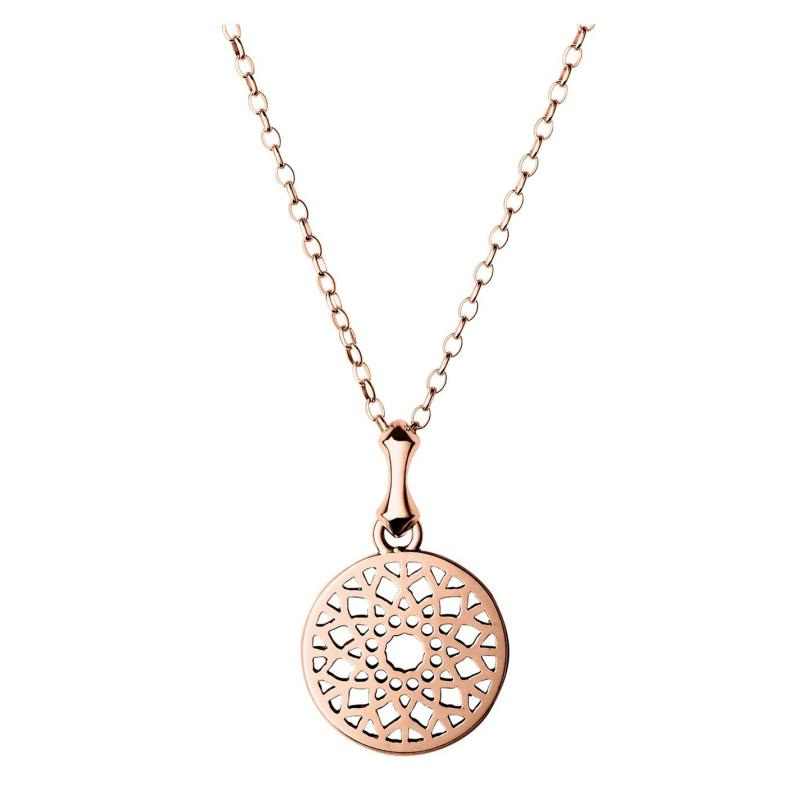 Links of London 18kt Rose Gold Vermeil Small Necklace Rose Gold