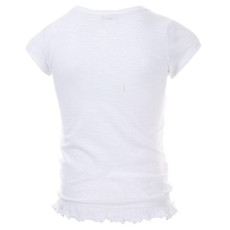 Disney Infant Girls Alice In Wonderland T-Shirt White