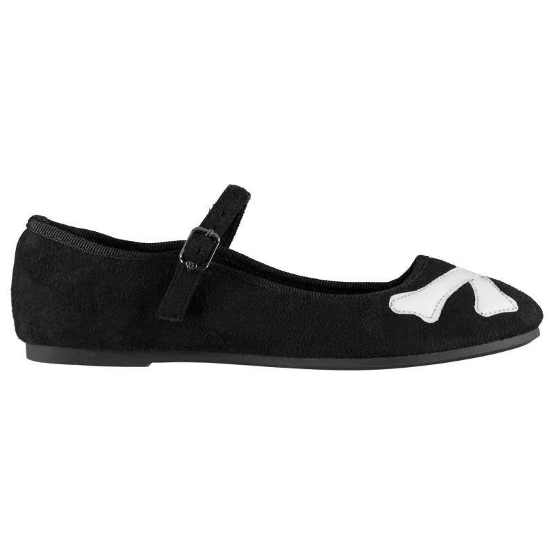 Iron Fist Hey You Guys Chinese Slipper Ladies Black