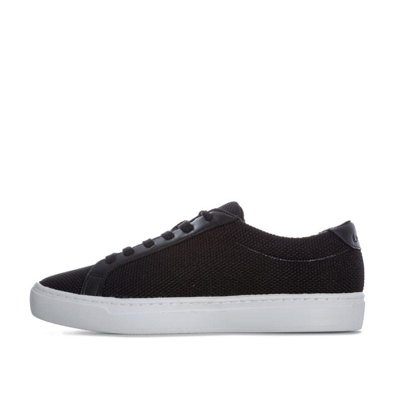 Boty Lacoste Junior Boys L.12.12 Trainers Black