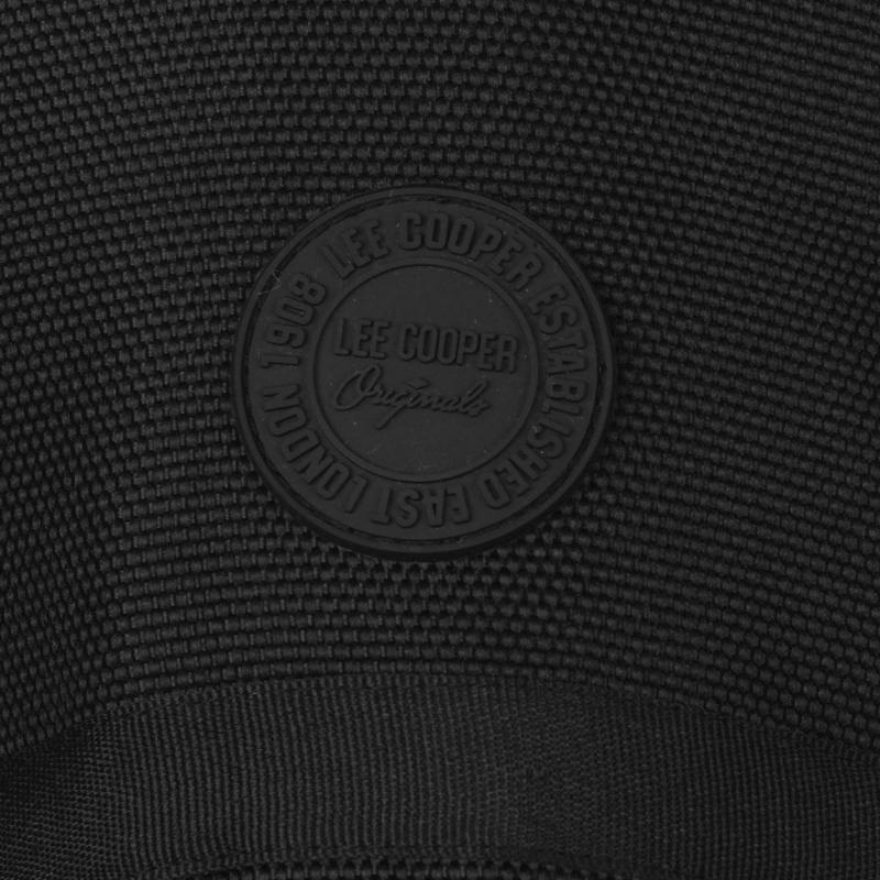 Lee Cooper Tech Panel Jacket Mens Black