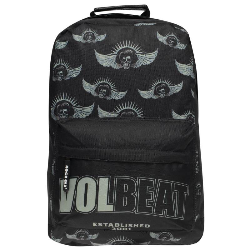 Official Band Backpack Volbeat Est AOP